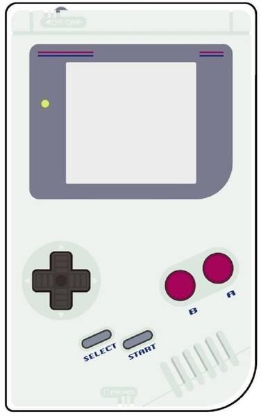 Imagen de la Game Boy compartida por la cuenta de Twitter trademark_bot
