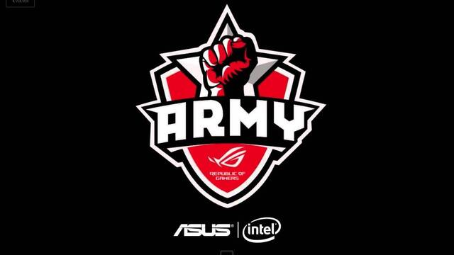 Nuevo palo para ASUS ROG Army en el clasificatorio a Challenger Series