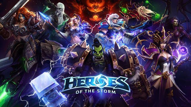 Chu8 es expulsado del Heroes of the Storm Global Championship durante el 2017