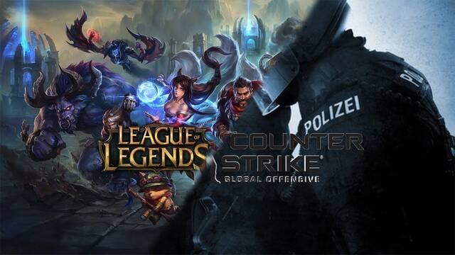 CS:GO superó en Twitch a League of Legends en pico de usuarios durante el 2016