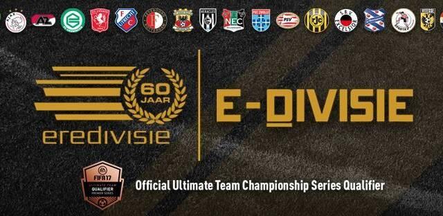 La liga de fútbol holandesa, Eredivisie, anuncia su propia competición de FIFA 17: E-Divisie