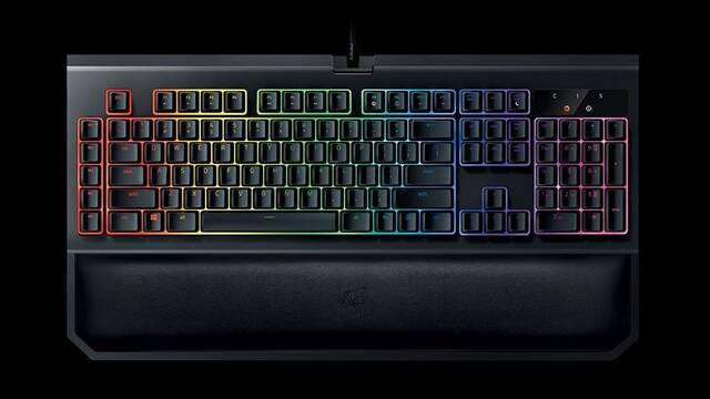 Razer presenta el BlackWidow V2, su famoso teclado mecánico mejorado