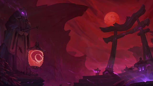 La caza de la Luna Sangrienta es el nuevo modo de juego para League of Legends