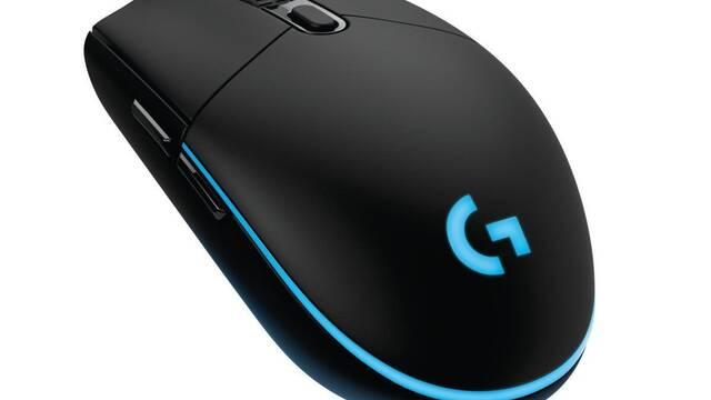Logitech lanza el ratón G203 Prodigy con un nuevo sensor de 6000 DPI