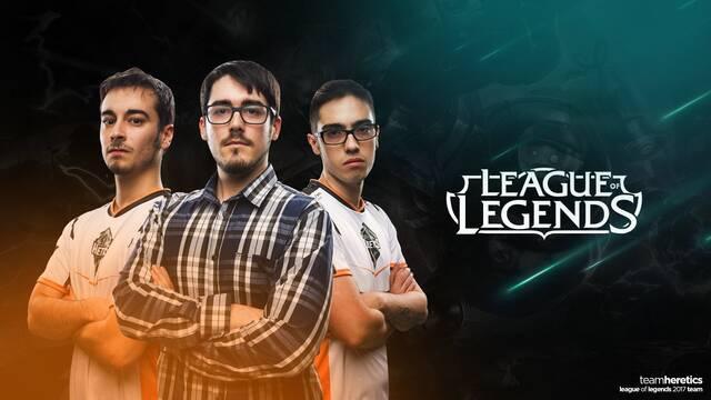 Team Heretics se convierte en el nuevo equipo de la Segunda División de League of Legends
