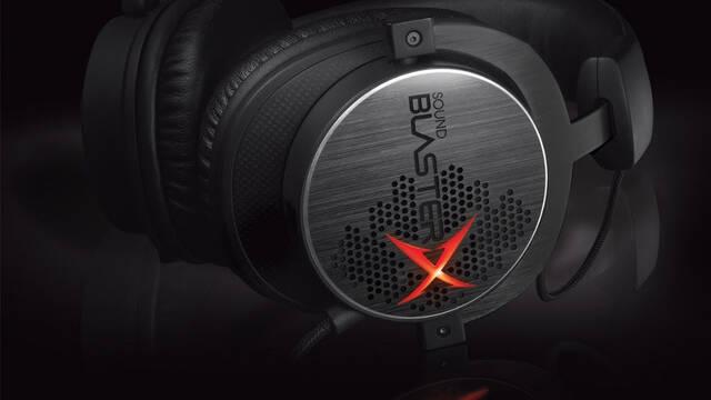 Creative muestra la nueva versión Tournament Edition de sus cascos Sound BlasterX H7