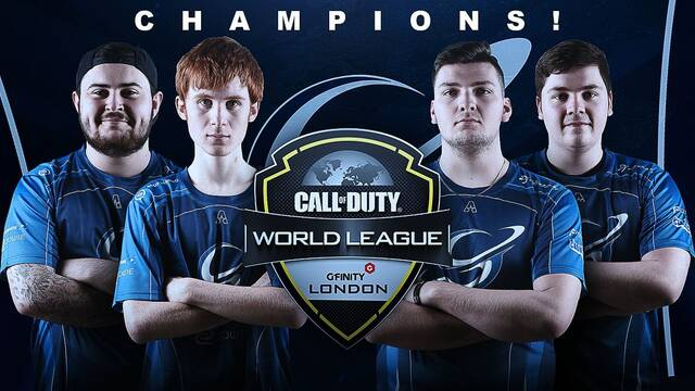 Orbit es el campeón del CWL London de Call of Duty Infinite Warfare