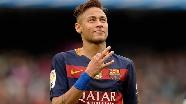 Neymar publica una imagen en Facebook para dar la bienvenida a xPeke al equipo de Atletas Gillete