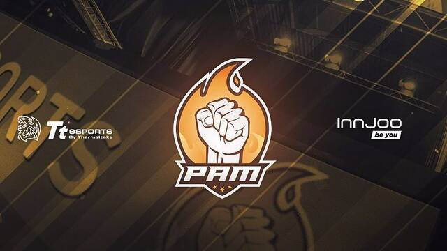 PAM presenta su equipo de Call of Duty para la Superliga Orange