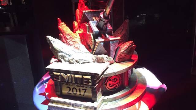 NRG se proclama campeón del SMITE World Championship 2017