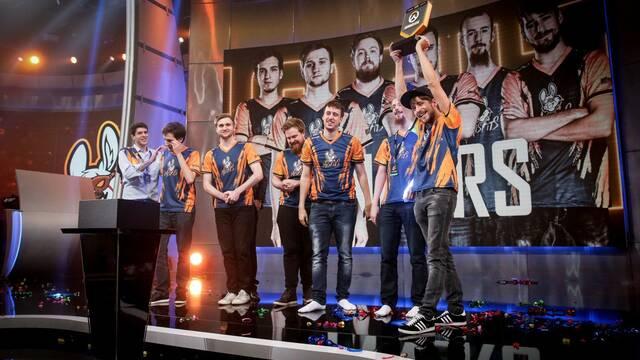 Misfits gana la final del Overwatch Open