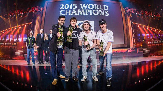 BlizzCon 2016: Splyce ficha a un equipo de arenas de World of Warcraft