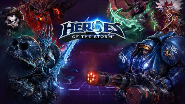 Blizzard da más detalles del Heroes of the Storm Global Championship, su nuevo gran campeonato de eSports