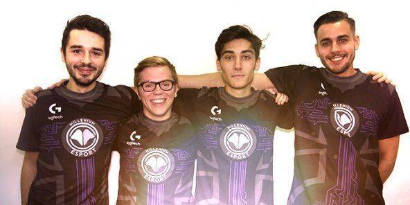 Millenium ficha a su nuevo equipo de Call of Duty Infinite Warfare