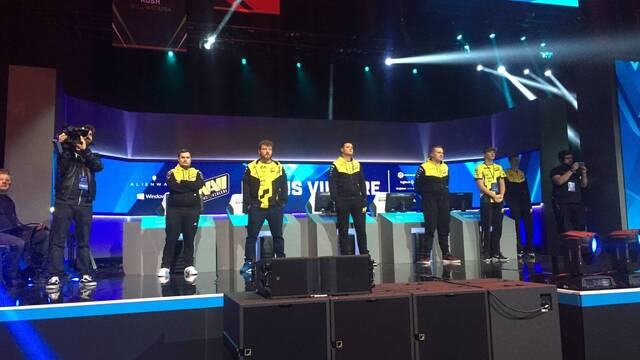 Natus Vincere,  campeón de la ESL One New York de CS:GO