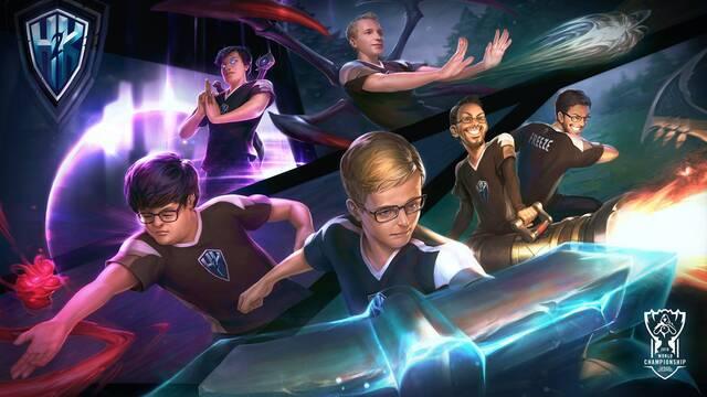 Worlds LOL 2016: Repetición, resultados y clasificados de la jornada 6