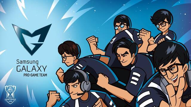 Worlds LOL 2016: Samsung Galaxy y Royal Never Give Up pasan a cuartos de final