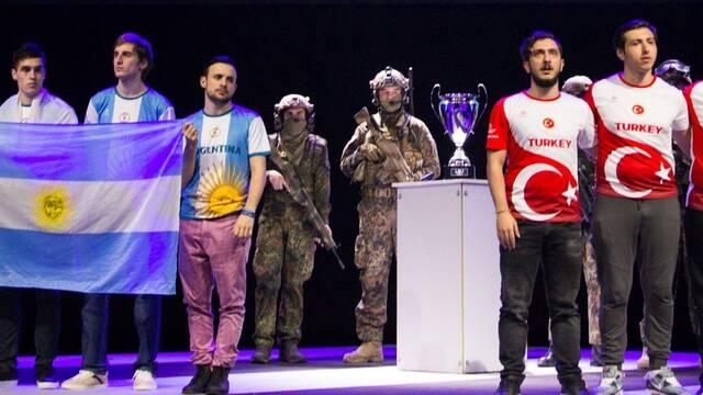 Turquía gana el Mundial de Counter-Strike Global Offensive