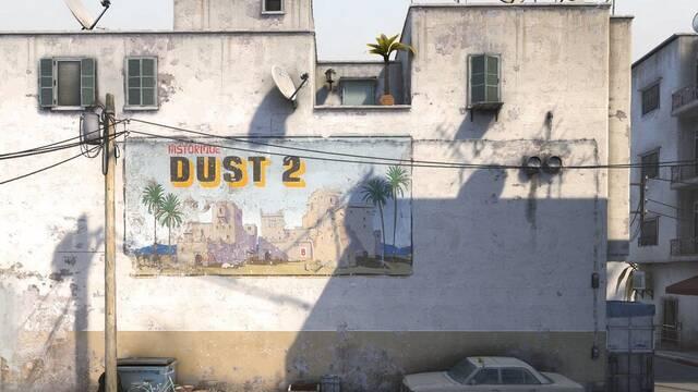 Primera imagen del nuevo Dust 2 que estrenará su beta en CS:GO pronto