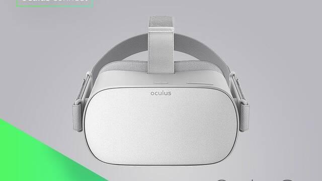 Facebook presenta Oculus Go, su nuevo casco de realidad virtual sin cables y por 199$