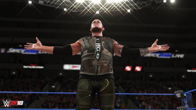 WWE 2K18: Requisitos mínimos y recomendados para PC