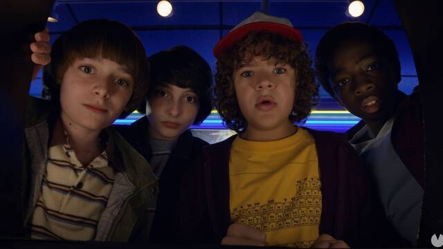 Tráiler final de la segunda temporada de Stranger Things