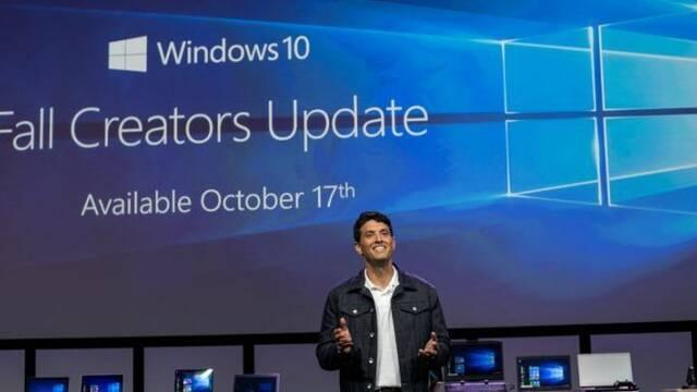 Tutorial: Cómo descargar la actualización Fall Creators Update de Windows 10