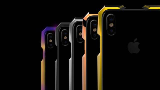 Descubre la carcasa para el iPhone X que costará 1295 dólares