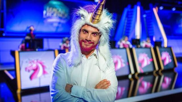 Romain, el 'alma' de Unicorns of Love, abandona el club