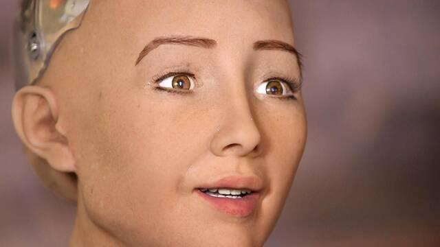 Resultado de imagen para Sophia se convierte en el primer robot en obtener una ciudadanía