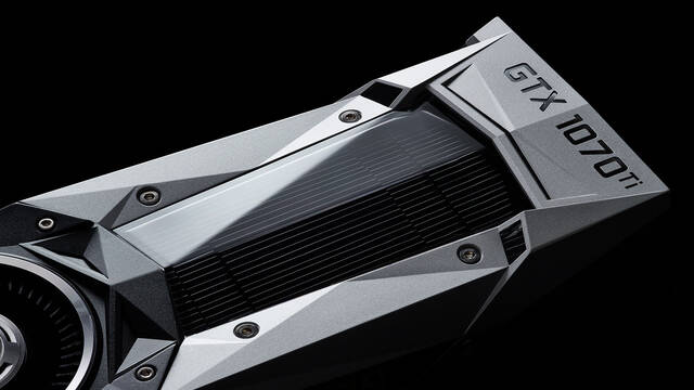 NVIDIA anuncia la llegada de la GeForce GTX 1070 Ti el 2 de noviembre