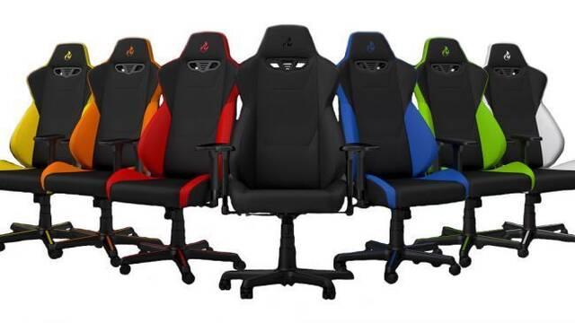 Nitro anuncia sus nuevas sillas gamer S300
