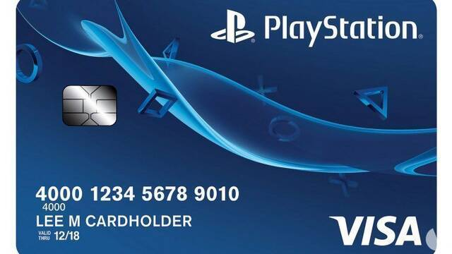 PlayStation tendrá su propia tarjeta de crédito VISA