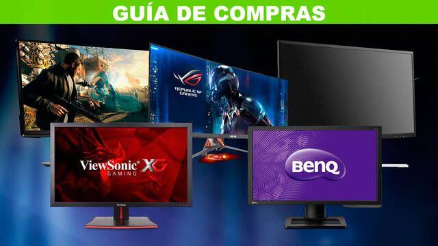 TOP 5: Los mejores monitores para jugar
