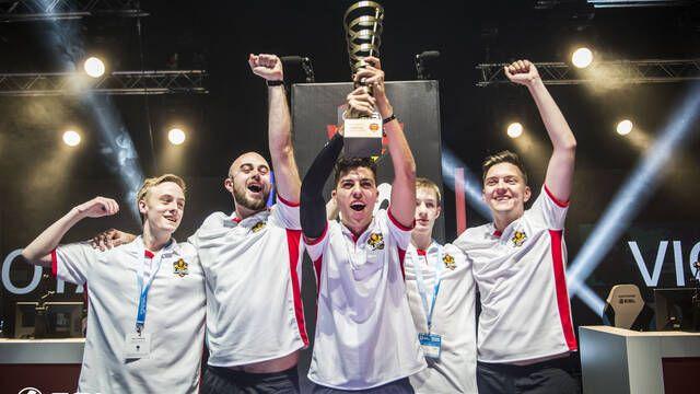 MAD Lions se alza como campeón del ESL Masters Madrid 2017