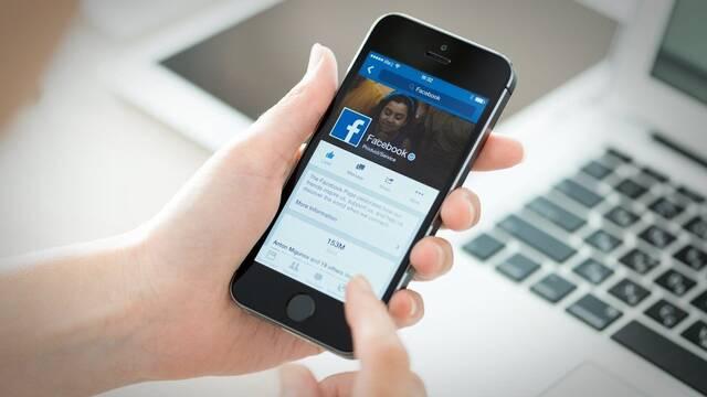 Facebook prueba el reconocimiento facial para iniciar sesión.