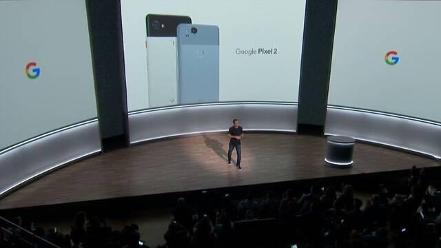 Google presenta Pixel 2 y Pixel 2 XL