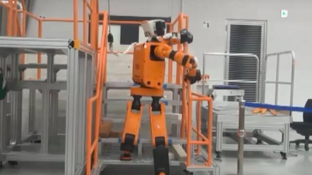 El robot bípedo de Honda para ayudar en desastres naturales