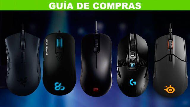 TOP 5: Los mejores ratones Gaming - GUÍA DE COMPRA (2017)