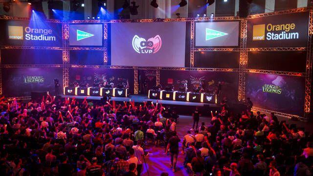LVP suma más de 200 000 espectadores con sus competiciones en Barcelona Games World
