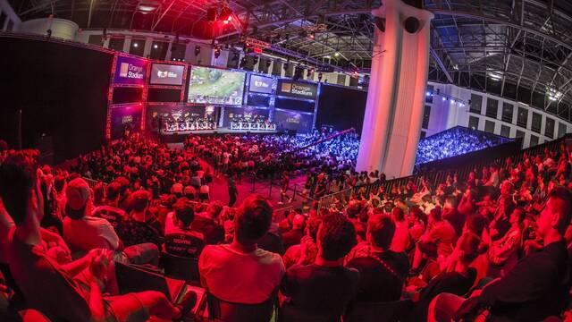Giants OTB, ASUS ROG Army y KIYF salen victoriosos de Barcelona Games World