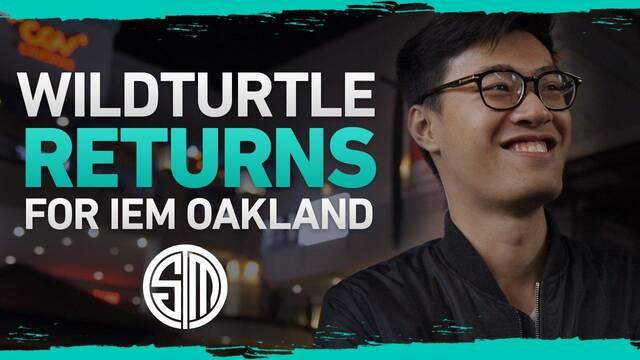 Team SoloMid renueva a Hauntzer y Svenkeren y ficha a Wildturtle para la IEM Oakland
