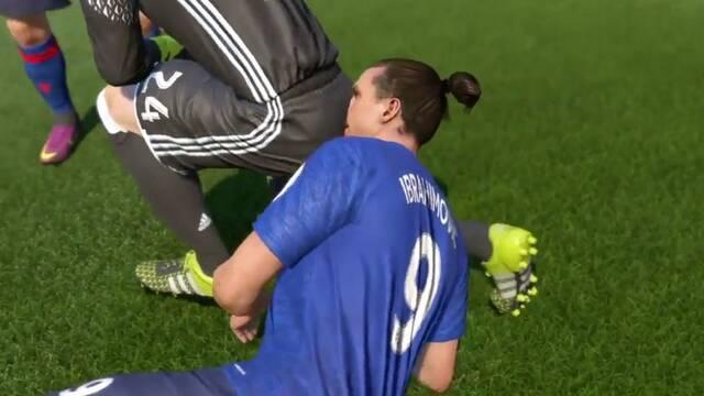 Los bugs más graciosos de FIFA 17 replicados en la vida real