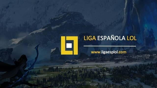 Así es la nueva Liga Española de League of Legends
