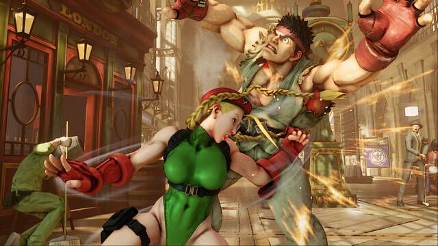 Yoshinori Ono y Capcom tienen planes para Street Fighter V hasta el año 2020