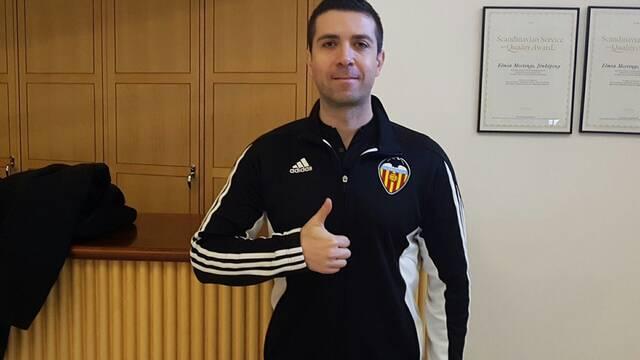 El español The Fallen del Valencia C.F. eSports consigue el 3º-4º puesto en DreamHack Winter 2016