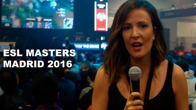 Así fue el ESL Masters Madrid de la Madrid Gaming Experience