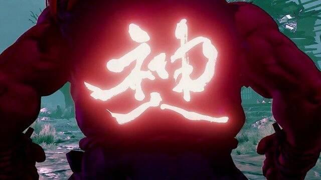 Akuma llegará a Street Fighter V con su próximo DLC
