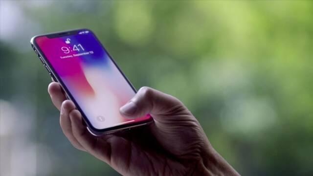 La pantalla táctil del iPhone X no funciona con bajas temperaturas
