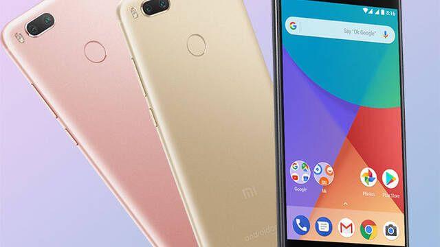 España recibirá una versión barata del Xiaomi Mi A1